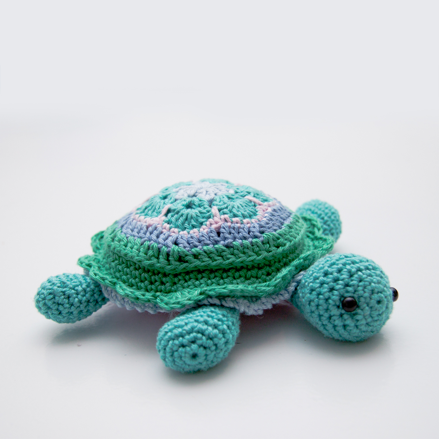 Amigurumi Baby Turtle Crochet Free Patterns | 1500x1500