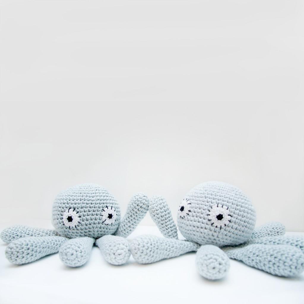 crochet free amigurumi octopus